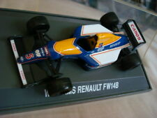 KYOSHO F1 WILLIAMS RENAULT FW14B 1/43 with case, no box.