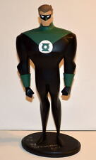 "DC Animated Series GREEN LANTERN 14"" STATUE PRO SCULPT & PAINT by C Smith RARE"