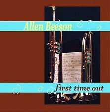 Beeson, Allen-First Time Out CD NEW