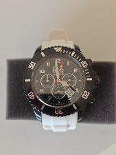 Ice Watch black Chrono, wie neu