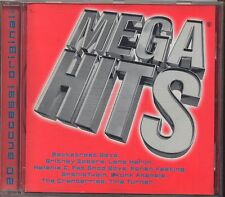 Mega Hits - PET SHOP BOYS BRITNEY SPEARS  MELANIE C CD 2000 NEAR MINT CONDITION