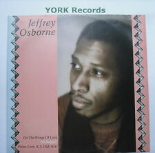 "JEFFREY OSBORNE - On The Wings Of Love - Excellent Con 12"" Single A&M AMX 198"
