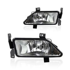 2006-2008 Honda Pilot Replacement Fog Light Lamp Set Left & Right - Clear