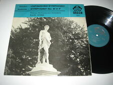 LP/BEETHOVEN/UNFINISHED/SYMPHONY 8/KARL BÖHM/Decca ACL 86
