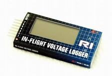 AEO R1 in-Flight Voltage Logger & Battery Health Analyzer