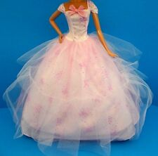 2016 BARBIE BIRTHDAY WISHES PINK EVENING GOWN MODEL MUSE DOLL COLLECTOR DRESS
