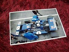 Photo  / Photograph    Jackie Stewart MARCH Ford 701 Tyrrell 1970 //