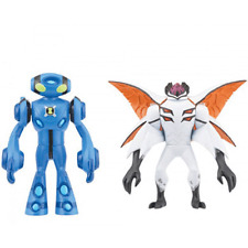 Ben 10 Ultimate Alien Ulitmate Echo Echo & Highbreed Mini Action Figures
