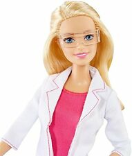Barbie scientifique carrière doll