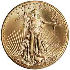 2016 $50 American Gold Eagle 1 oz Brilliant Uncirculated