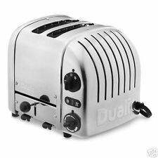 Dualit 2 slice toaster Williams Sonoma, electronic timer version # 29200 NEW