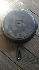 Zurn usa erie cast iron skillet prototype?
