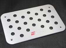 Fit For Audi A3 A4 A6 A8 Q5 Q7 S3 S4 TT Sline Floor Foot Rest Carpet Mat Pedal