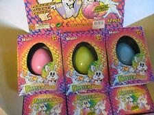 2  HATCHING GROWING EASTER BUNNY EGG  GROWING PET HATCH ' EM EGG