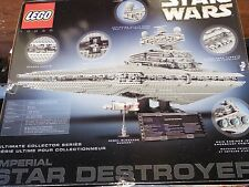 NEW Lego Star Wars Empire 10030 Imperial Star Destroyer UCS - Ships World Wide