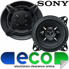 SONY XS-FB1020 4 inch 10cm 420 Watts Car Van 2 Way Coaxial Speakers
