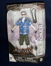 DC Collectibles Batman: Arkham Knight THE JOKER Action Figure 13 Direct Comics