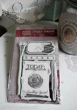 Vintage antik Schreibmaschine Schaumstoff Stempel Stamp DIY scrapbooking 994