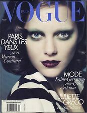 Vogue Paris September 2010 Juuette Greco VG 070616DBE3