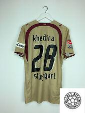 Stuttgart KHEDIRA #28 07/08 *MATCH PREPARED* Third Football Shirt (L) Jersey