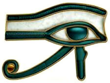 20 water slide nail art transfer decals Egyptian eye good luck symbol trending