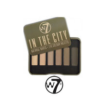 W7 In The City Eye Shadow Palette Natural Nudes Brand New & Sealed