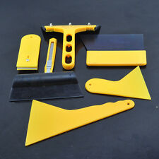 Window Light Scraper Wrapping Tint Squeegee Cleaning Tools Vinyl Film