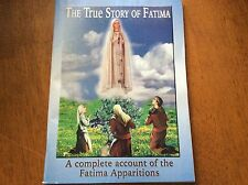 The True Story of Fatima - FREE Shipping!