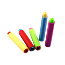 Color 5Pcs Clean Children Hold Teaching Board Non Dust Teacher Chalk Holders