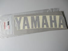 Yamaha Lettering Stickers Side fairing TZR250 sticker Graphic cowling New