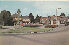 The Round About & War Memorial, Little Common, BEXHILL ON SEA, Sussex