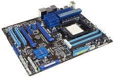 Asus M4A89GTD PRO Socket AM3 Motherboard W/ Pci-Ex16 CrossFireX Sata &USB 3 DDR3