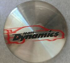 Team Dynamics racing wheels center / hub cap sticker.