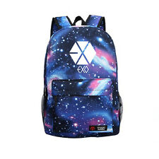 EXO KPOP BAG SCHOOLBAG BACKPACK EXODUS FROM PLANET CHANYEOL BAEKHYUN SEHUN KAI