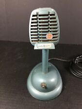 Vintage Shure General Electric microphone