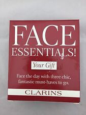 Clarins Face Essentials Travel Set 3 Pieces