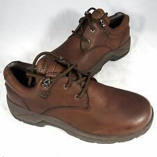 New Dunham Hiking-Trail Shoes Women's 6.5D Brown Leather Walking by New Balance
