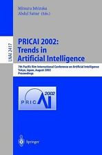 PRICAI 2002: Trends in Artificial Intelligence: 7th Pacific Rim International Co