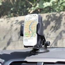 Universal 360 Rotating Car Windshield Mount Holder Stand Cradle for Cell Phone