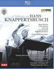 A Tribute to Hans Knappertsbusch New Blu-ray