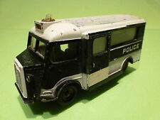 DINKY TOYS 566 CITROEN CURRUS - CAR DE POLICE - BLUE 1:43 - VERY GOOD CONDITION