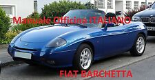 Fiat BARCHETTA (1994/2005) Manuale Officina Riparazione ITALIANO SU CD