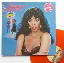 """Vinyle 33T Donna Summer  """"Bad girls"""" - color disc"""