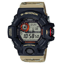 Casio G-Shock GW-9400DCJ-1 GW-9400DCJ Carbon Fiber Insert Band Watch Brand New