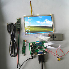 """7"""" Inch HSD070PWW1-B01 1280*800  LCD Panel + LCD Controller board + Touch screen"""