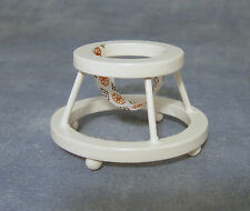 Dolls House Miniature 1/12th Scale Baby Walker (this is not a real baby walker)