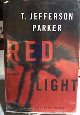 T.J. PARKER RED LIGHT SIGNED 1ST ED, 3RD PRINT