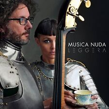 Musica nuda (Spinetti & Magoni) - Leggera CD  (nuovo album/ disco sealed)