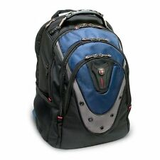"Wenger SwissGear Blue Ibex 17"" Computer Backpack- 15""L x 10""W x 19""H NEW"