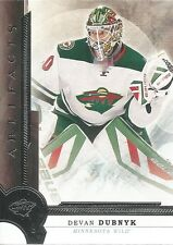Devan Dubnyk #63 - 2016-17 Artifacts - Base